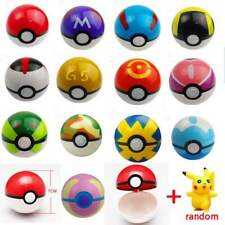 13 Pokeball da 7cm con Pokemon incluso