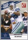 Donruss Dallas Cowboys Football Trading Cards Lot
