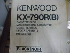 Registratore Kenwood KX-790R