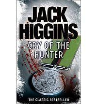 Cry of the Hunter by Jack Higgins (Paperback) New Book