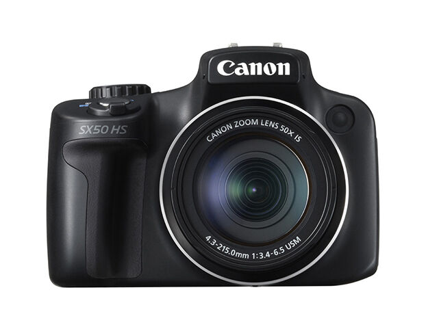 How to Use the Canon PowerShot SX50
