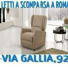 Poltrona relax asia-poltrone relax a roma