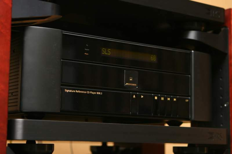Meridian 808.3 Reference Signature