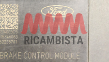 D1B12C013BB Ford Fiesta centralina ABS gruppo pompa ATE