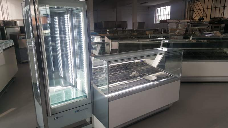 Blast freezer for ice cream or pastry italian brand 4