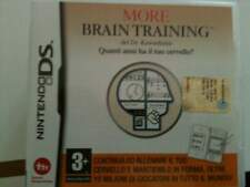More brain training