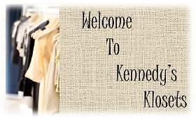 Kennedy's Klosets