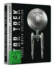 Star Trek Three Movie Collection Steelbook ITA (3 BLU RAY)