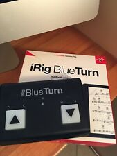 iRig Blueturn - Girapagine Bluetooth