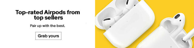 Top-rated Airpods from top sellers