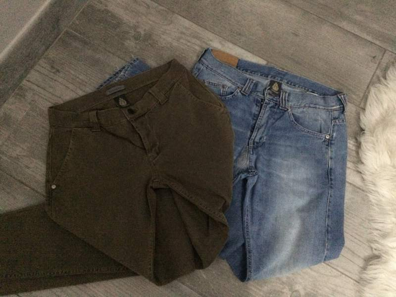 2 jeans DonDup tg 32