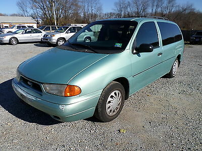 1998 Ford windstar 3.8 mpg #10