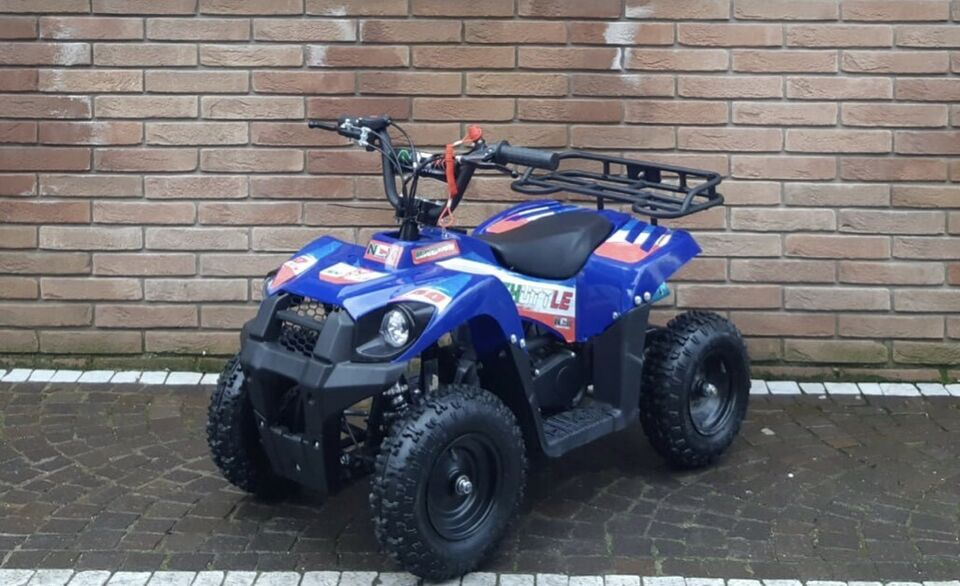 Miniquad shuttle 50cc pull start nuovo 2