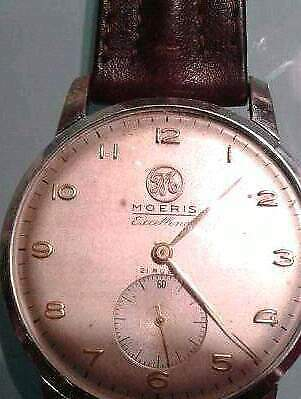 Orologio polso aut.moeris excellence 3
