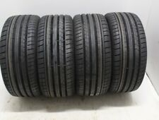 Kit di 4 gomme usate estive 255/50/19 Continental