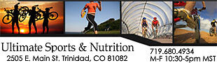 Ultimate Sports And Nutrition