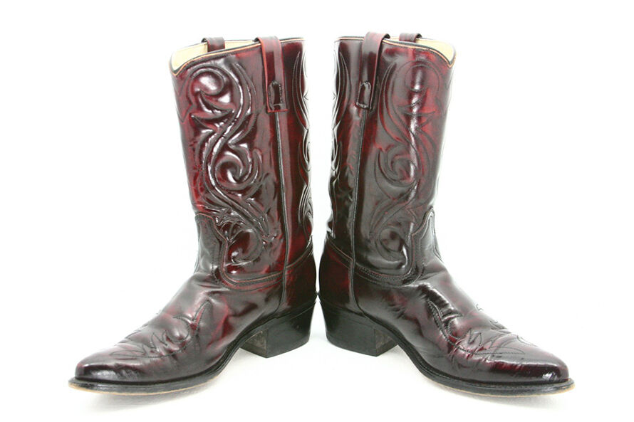 what to look for when buying vintage cowboy boots ebay