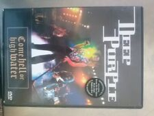 DVD Deep Purple – Come Hell Or High Water