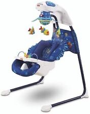 Altalena fisher price acquario