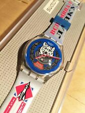 "Swatch ""Space Dog"" del 1995"