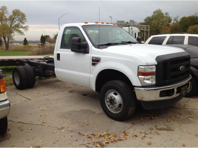 2010 Ford F350 1ton Diesel Dually 4x4 Clean Bad Engine