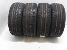 Kit di 4 gomme nuove 235/50/19 Continental