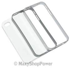Xqisit custodia originale cover iplate frame per apple iphone 4 - 4s w