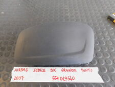Airbag sedile destro fiat grande punto 557029540