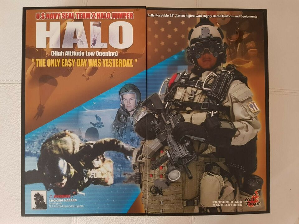 H.A.L.O. - High Altitude Low Opening US Navy Seal Team 2 Halo