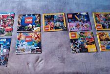 Catalogo lego e playmobil