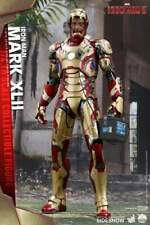 Hot Toys Iron Man Mark Xlii Quarter Scale Fig Action Figure
