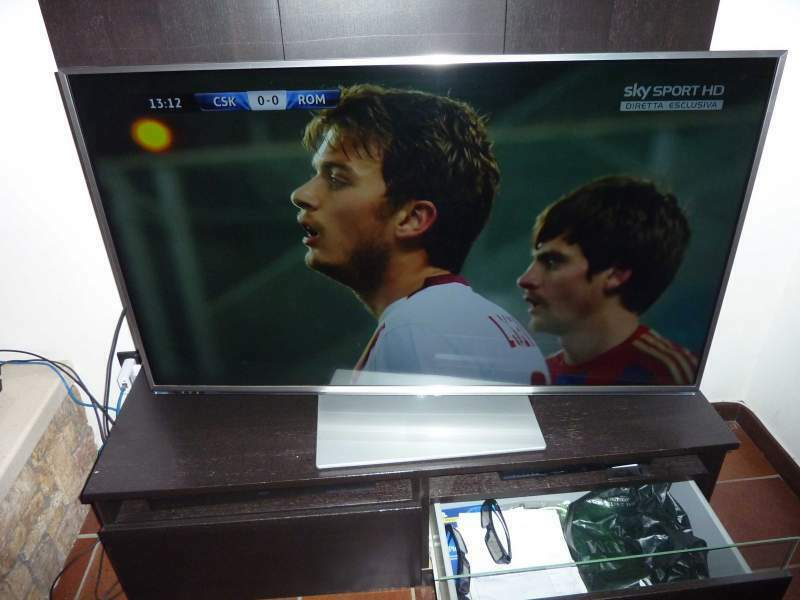 TV Panasonic led 3D TX-L47ET60