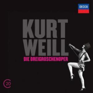 The Threepenny Opera von RIAS Berlin Sinfonietta,Lemper,Mauceri (2012), Neu OVP