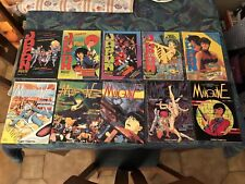 30 fumetti manga anni 90 in blocco