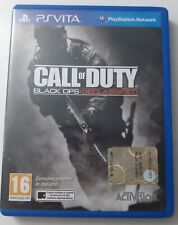 Cod black ops declassified/ ps vita Playstation vita