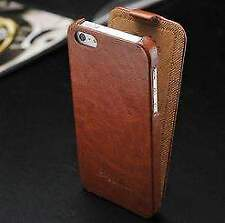 Cover pelle iPhone 5 con porta carte