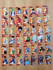 Lotto 115 Lamincards DragonBall energia Segreta