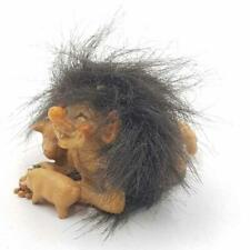 Troll candy design norway pancia sotto maiale 7cm