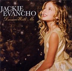 JACKIE EVANCHO-DREAM WITH ME    -  CD NEUWARE