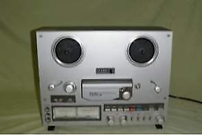 Teac X-300R Reel to Reel Analog Tape Recorder/Player NUOVO