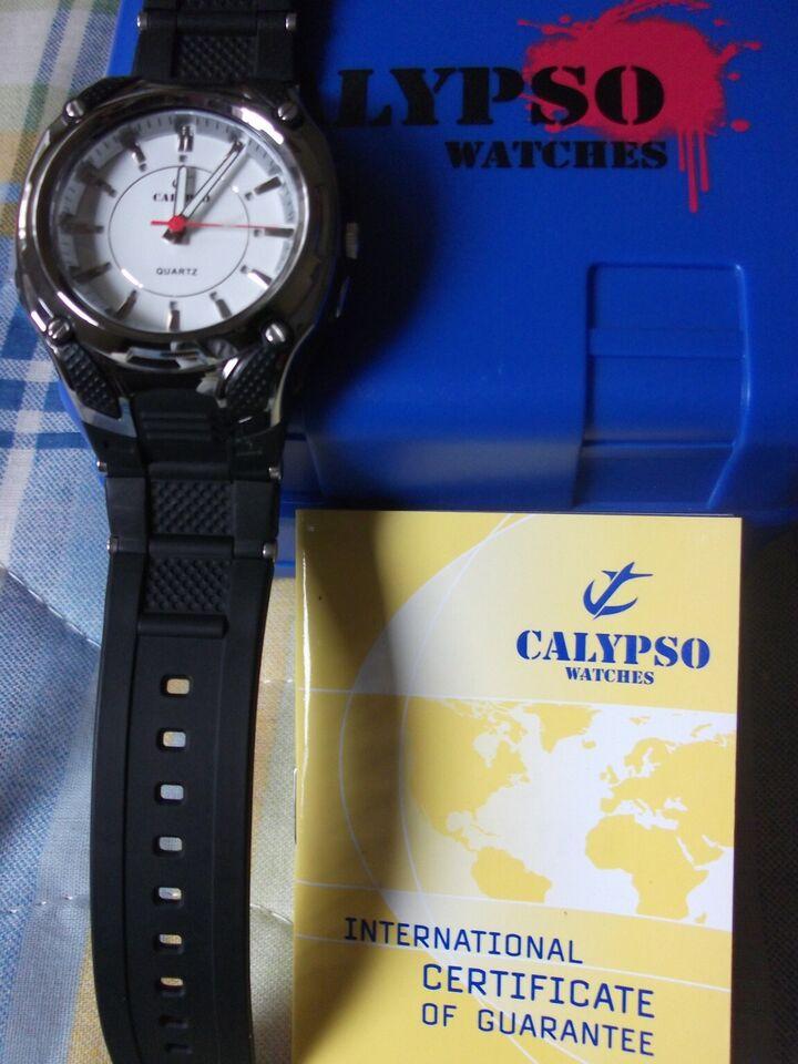Orologio sportivo calypso al quarzo 10atm water resistant... 5
