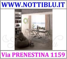 Tavolino Trasformabile V86 Sali/Scendi Nocciola_ Tavolini a Roma