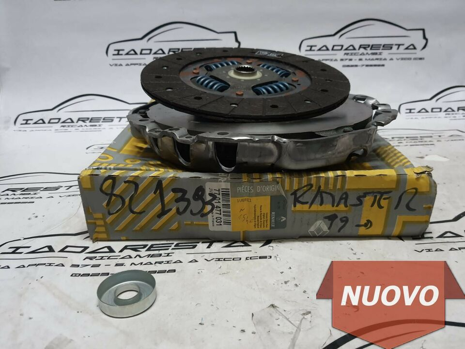 Kit Frizione Renault Master - Movano 1.9 - 2.5 D 7701477031
