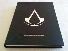 Libro storia Assassin's Creed Enciclopedia concept art book