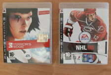 Mirror's Edge e NHL 2008 - Giochi Playstation 3