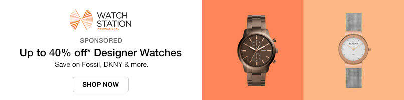 Save on Fossil, DKNY & more.
