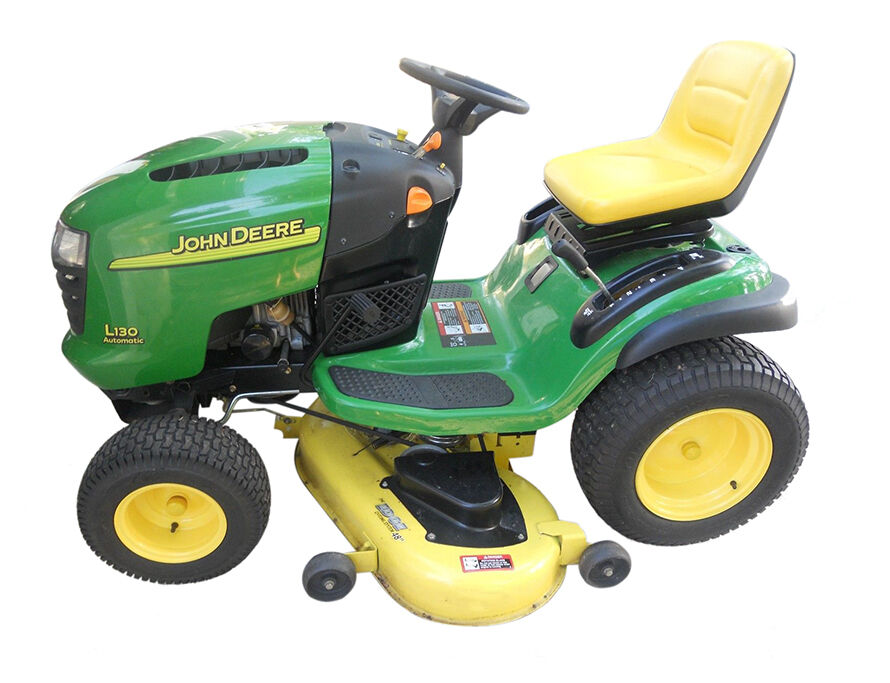 John Deere L120 Vs. John Deere L130 | eBay