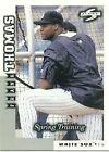 Score Frank Thomas Single Baseball Cards