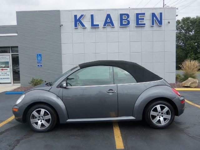 2006 Beetle 2 5 Convertible Leather Auto Tran