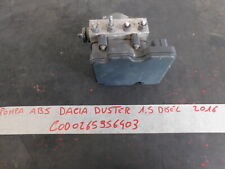 Centralina Pompa ABS Dacia Duster Renault 1.5 D 0265956403 2016